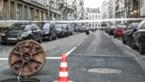 Tunnelrovers Belgiëlei zijn van enkelband verlost