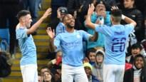CHAMPIONS LEAGUE. De Bruyne ziet Sterling dollen tegen Atalanta, Tottenham wint vlotjes en Dybala redt Juventus
