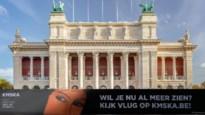 Museum voor Schone Kunsten is ontdaan van stellingen