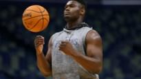 Supertalent Zion Williamson (New Orleans) moet NBA-debuut uitstellen na operatie