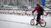 Extra inspanningen om fietspaden ijsvrij te houden