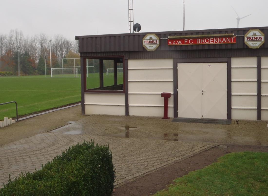 Tijd dringt voor Rode Del en FC Broekkant - Gazet van Antwerpen