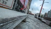 """Zitbanken Operaplein nu al beschadigd: """"Skaters krijg je niet uit de stad"""""""