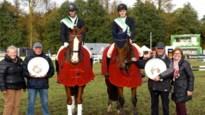 Loenhout kweekvijver voor sportpaarden: twee ruiters nationaal kampioen