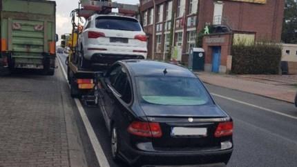 Internationaal geseinde wagen getakeld tijdens verkeerscontrole op A12