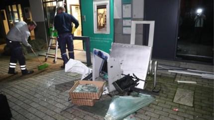 Plofkraak in Stabroek: getuigen zien daders te voet wegvluchten