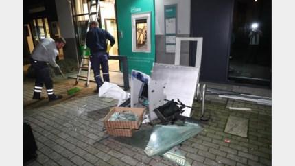 Plofkraak in Stabroek: daders vluchten mét buit te voet weg