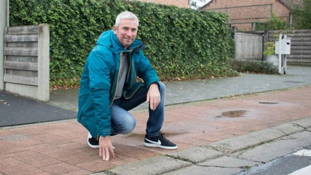 """Zwaar verkeer en hoge snelheid bezorgen bewoners van Mechelbaan kopzorgen: """"<B>Ik zou zelfs een verhuizing overwegen""""</B>"""