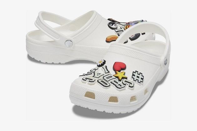 Vandaag is het Croc Day en dat wordt gevierd met lichtgevende Crocs