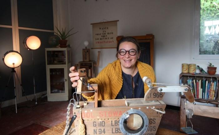 Jr. Bot verenigt via recyclagemateriaal creativiteit en duurzaamheid