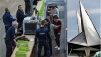Meer dan tweeduizend messen onderschept in 'scanstraat' Antwerps justitiepaleis sinds januari 2018