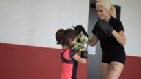 """Kooivechtster geeft ook aan kleuters les in gevechtsport: """"Kinderen weerbaar maken"""""""
