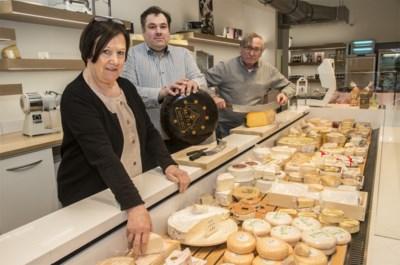 """Domus Casei sluit kaaswinkel in Hasselt, maar die van Turnhout blijft open: """"Op de vroegmarkt bij Parijs kies ik de beste kazen"""""""