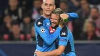 Dries Mertens staat in Champions League-ploeg van de week naast kwelduivels van Club Brugge en KRC Genk