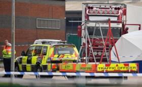 Oplegger met 39 lichamen ging via haven Zeebrugge naar Essex