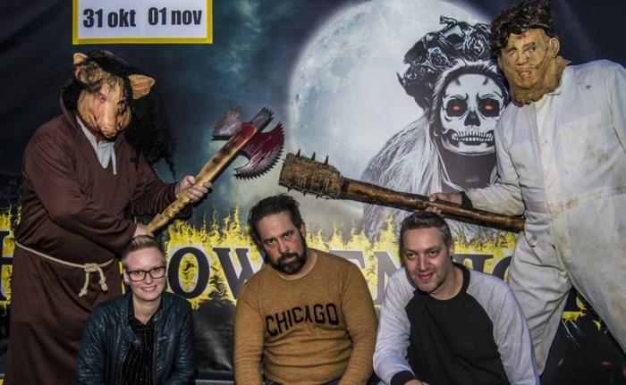 """Drumband Euphonia brengt Halloweensfeer naar zaal Den Dries: """"Een echt 'haunted house' zoals in Amerika"""""""