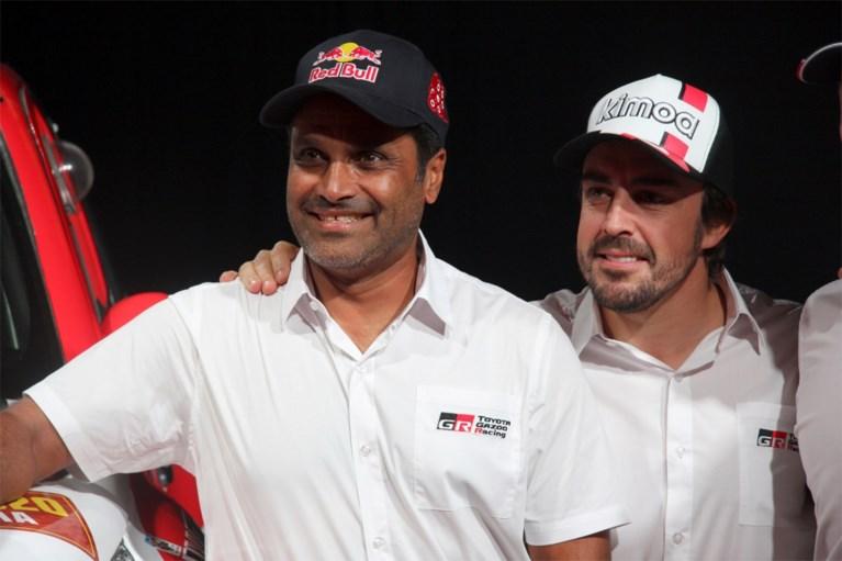 """Fernando Alonso bevestigt debuut in Dakar Rally: """"De hardste wedstrijd van de planeet"""""""