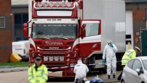 """39 doden in koelcontainer: """"Met kniptang en metaallijm is controle makkelijk te omzeilen"""""""
