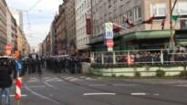 Frankfurt-aanhang wacht Standard-fans op, 37 Luikse fans mogen stadion niet in