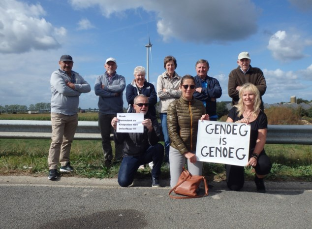 "Gunstig advies gemeente: ""Dit windpark kan er nog bij, maar nu mag het stoppen"""