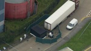 Speurders op zoek naar truckchauffeur die frigotrailer met 39 Chinezen afleverde in Zeebrugge