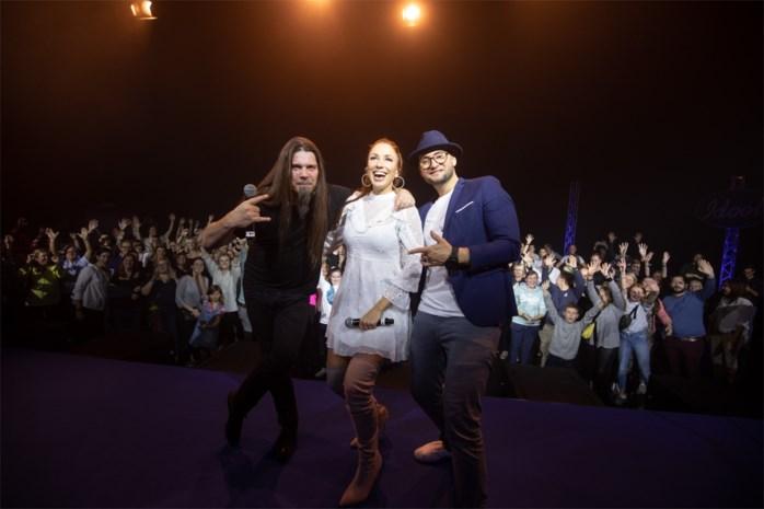 'Idool 2003'-reünie: Natalia en Peter Evrard na 16 jaar weer op één podium
