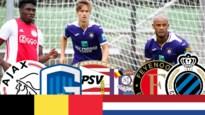 """Nederlandse voetbalbond bevestigt gesprekken over BeNeLiga: """"Er is potentieel, we starten nu tweede fase op"""""""