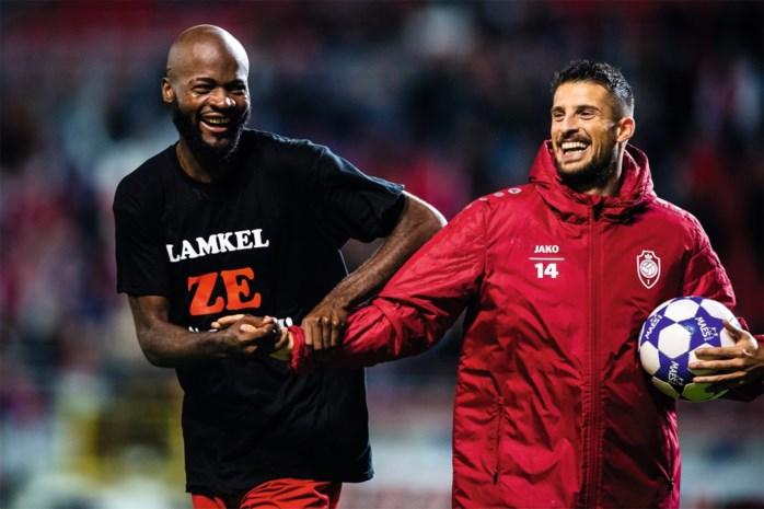 """Lamkel Zé steelt weeral de show: """"Hier staat een nieuwe, kalmere Didier"""""""