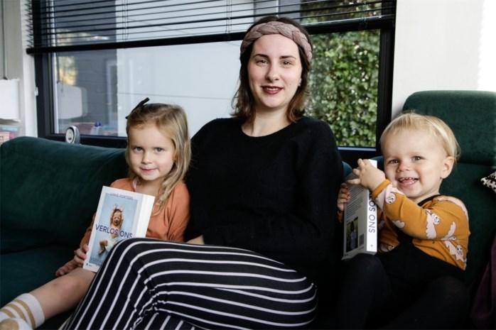 """Uwe Porters (29) over haar ervaring als moeder en vroedvrouw: """"Een pas bevallen moeder is niet ziek, maar je kunt haar wel gedienstig zijn"""""""