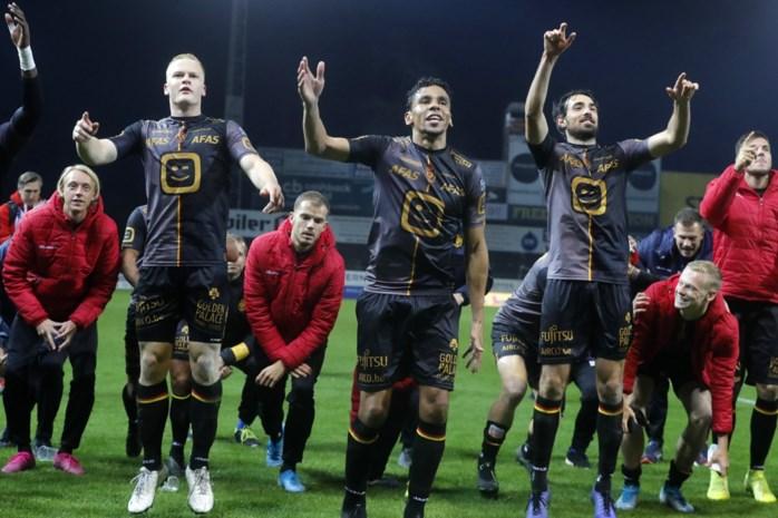 COMMENTAAR. KV Mechelen is mee met de grote jongens