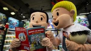 Jambon opent 83ste Boekenbeurs in Antwerp Expo