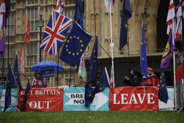 EU geeft Britten uitstel tot januari voor ordentelijke Brexit