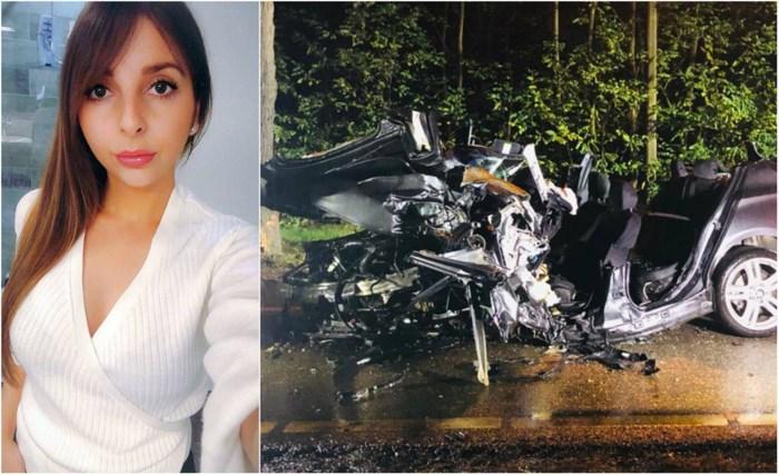 """Bestuurster (22) uit Balen omgekomen bij ongeval: """"Nathalie is het liefste meisje dat ik ken"""""""