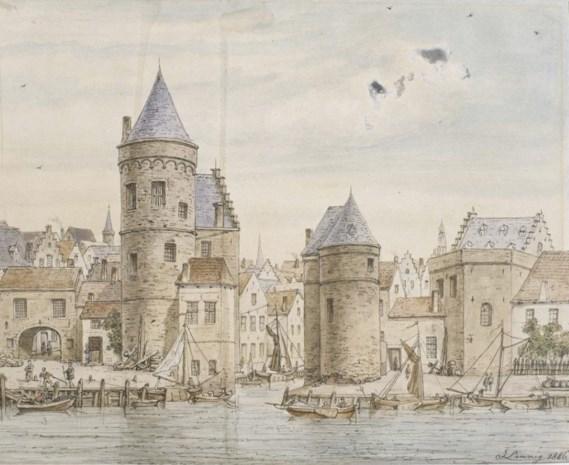 UAntwerpen maakt 'tijdmachine' van Sint-Andries