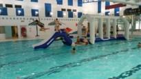 Dolle pret met nieuwe zwembadattractie in Herentals