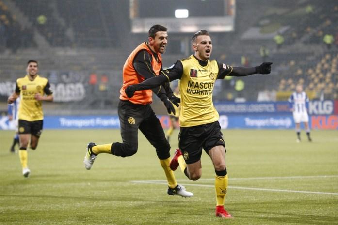 """Pech voor Wouter Vandenhaute? """"Lokale ondernemers redden Roda JC"""""""
