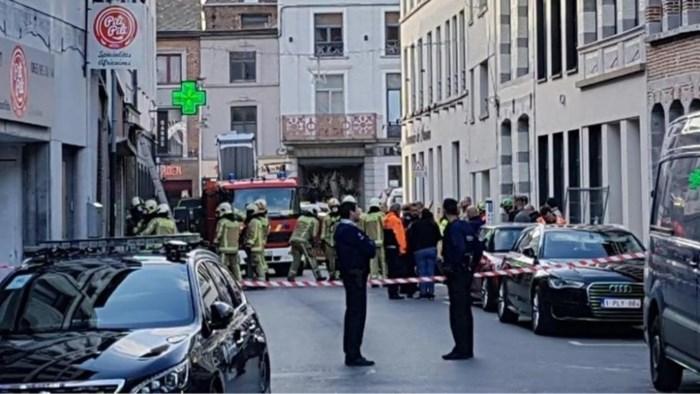 """Eén dode en twee gewonden nadat gebouw instort in centrum van Bergen: """"Franck zou binnenkort papa worden"""""""