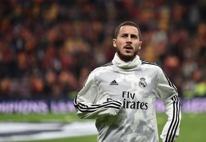 Eden Hazard: 'Ik had na het WK voor mezelf al uitgemaakt dat ik naar Real Madrid zou komen'