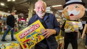 """Urbanus presenteert 'expliciete' Monopoly op Boekenbeurs: """"Er werd moeilijk gedaan rond de piemel van een Hittentit"""""""