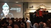 """Eén lach en veel tranen bij uitvaart Marieke Vervoort, zelfs bij begrafenisondernemer: """"Dat is nog nooit gebeurd"""""""