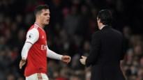 Arsenal houdt haar gecontesteerde aanvoerder Xhaka aan de kant