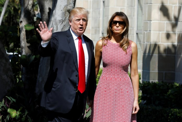 """President Trump verhuist van New York naar Florida: """"Ik ben zeer slecht behandeld"""""""