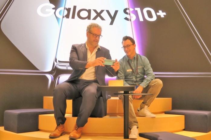 Samsung opent eerste 'Experience Store' van Vlaanderen in Wijnegem Shopping Center