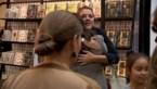 De Boekenbeurs: dat is ook babbelen (en knuffelen) met BV's