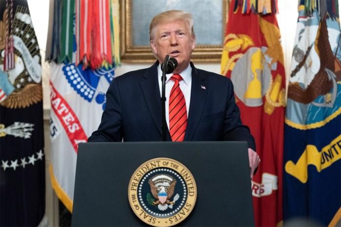 """Hoe Trump zijn eigen moment de gloire verpestte: """"Hij heeft het gewoon verzonnen"""""""