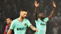 Romelu Lukaku opnieuw held van Inter na twee late doelpunten tegen Bologna