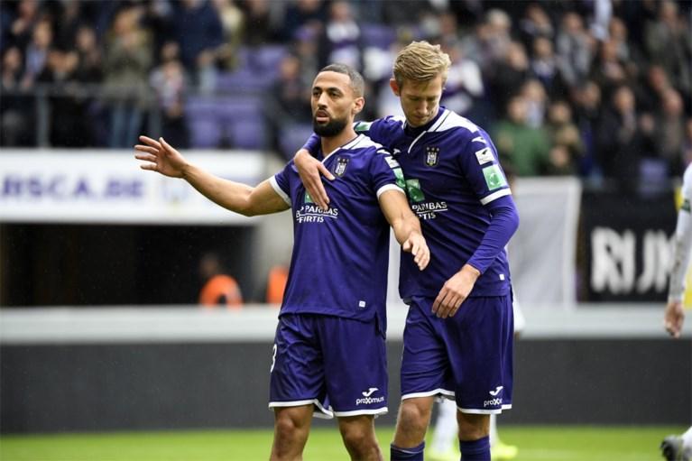Anderlecht bibbert, maar wint dan toch van Cercle