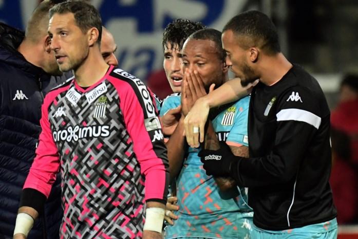 """KV Mechelen roept eigen fans op om """"racisme van enkelingen"""" niet te tolereren na incident met Ilaimaharitra"""
