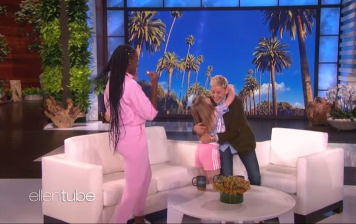 Hoe Meghan Markle twee Belgische danseressen naar Ellen DeGeneres stuurde