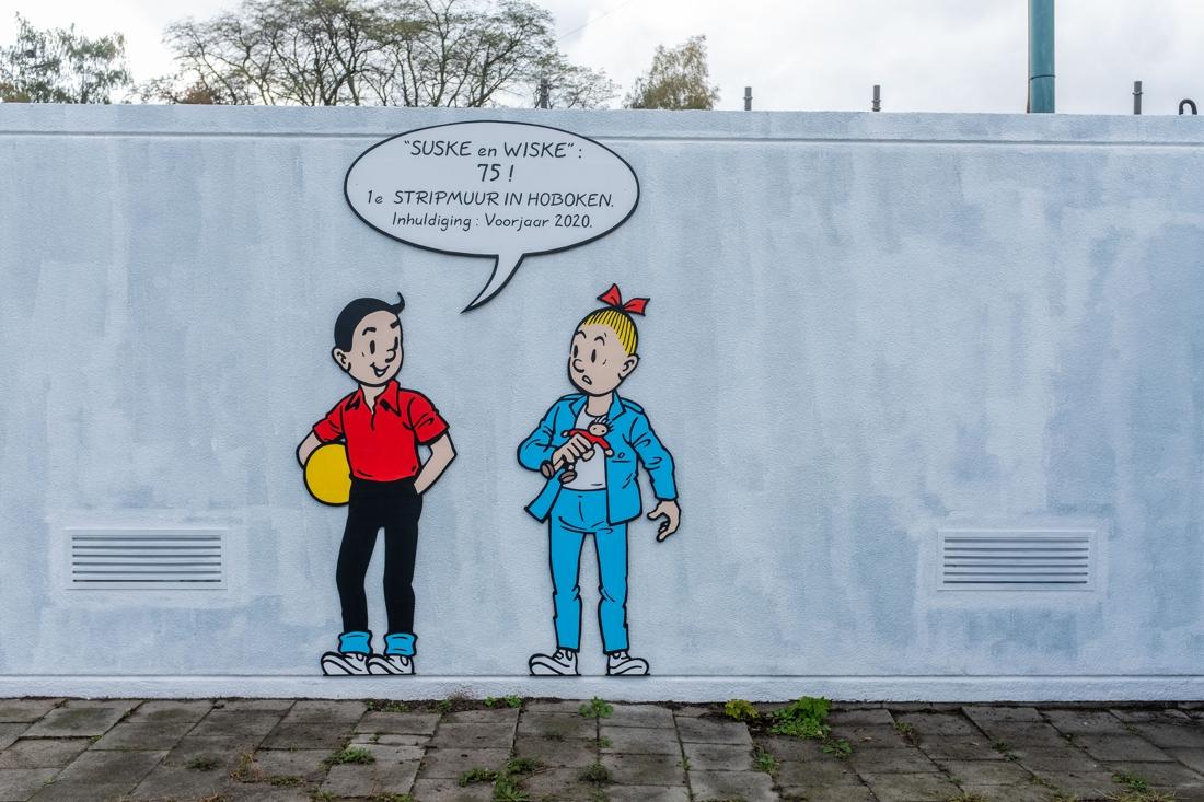 Stripmuur op komst vlak bij begraafplaats Schoonselhof - Gazet van Antwerpen